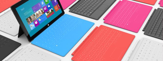 Nawet fan Microsftu nie chce Surface'a