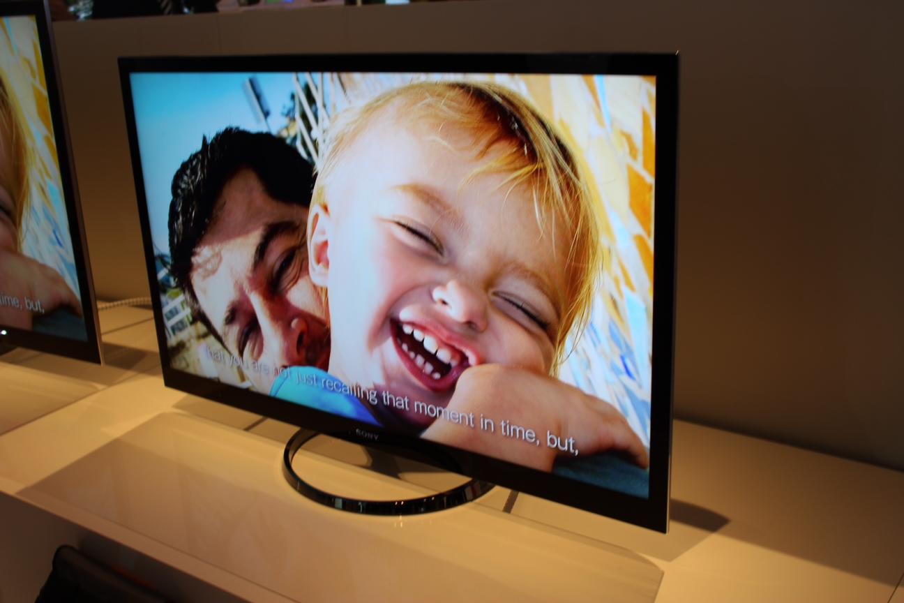 Sony HX955 – telewizor arcydzieło. Recenzja Spider's Web