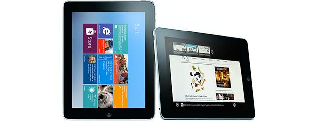 iPad zawsze będzie miał przewagę nad tabletami z Windows, przynajmniej jedną