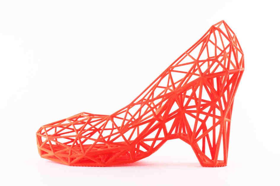 Wydrukuj buty przy pomocy drukarki 3D – kolejne ciekawe zastosowanie