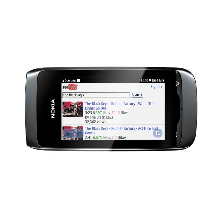 Nowe dotykowe telefony Nokia z serii Asha