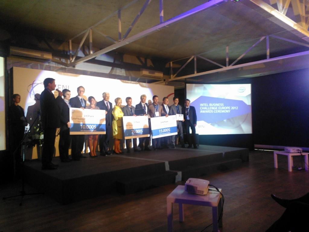 Laureaci Intel 2012