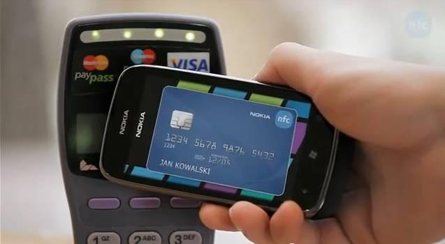 Nokia Lumia 610 NFC płatności zbliżeniowe – Spider's Web