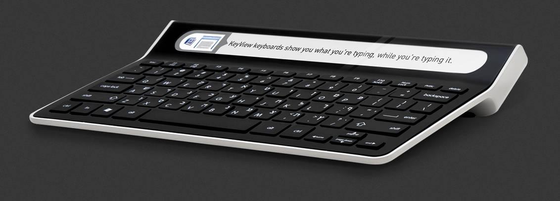 Smartype KeyView – klawiatura nie tylko dla fanów gadżetów