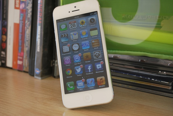Historia polskich premier iPhone'a
