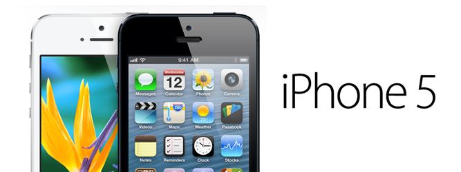 W sobotnim subiektywie: iPhone 5!