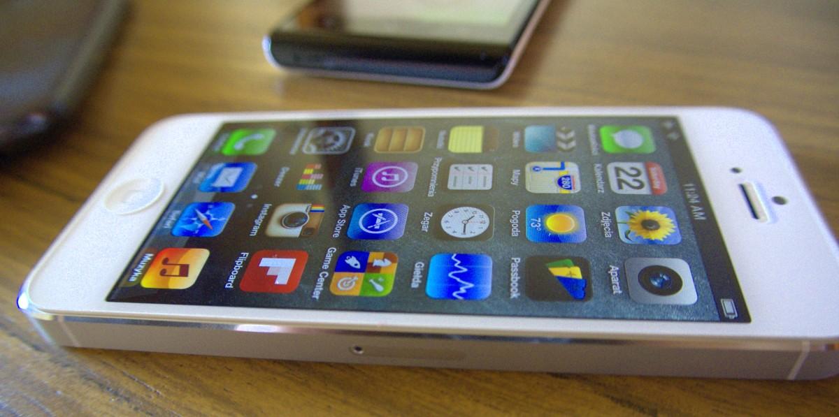 iPhone 5 – wideo recenzja Spider's Web