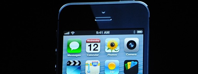 Jest nowy iPhone! To iPhone 5