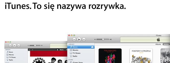 Muzyczne nowości od Apple i dość wiarygodne plotki o kolejnej wersji OS X