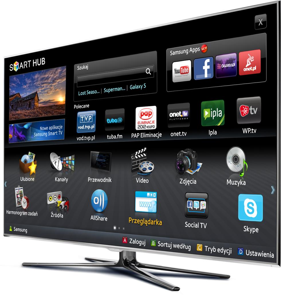 Smart TV od Samsunga w Polsce w liczbach