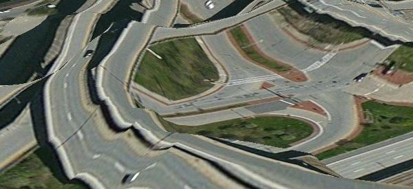 Mapy Apple po raz kolejny wyprowadziły kierowców w pole, a w zasadzie to na pustynię….