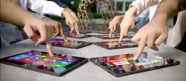 Pierwsza reklama telewizyjna tabletu Microsoft Surface jest po prostu słaba