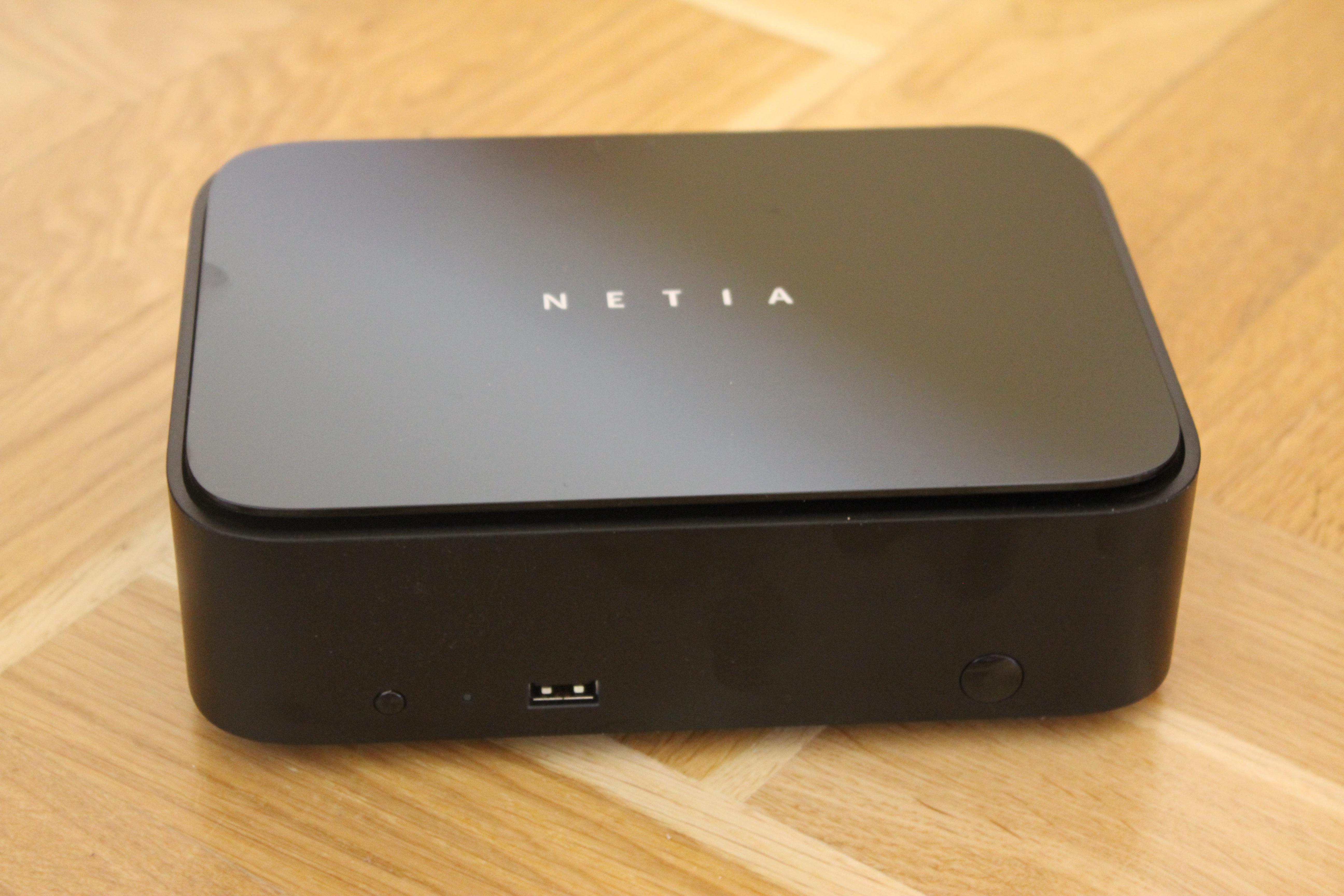 Netia Player: set-top-box na miarę telewizji osobistej – recenzja Spider's Web