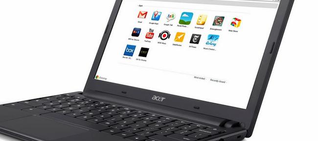 Zrób sobie Chromebooka w pięć minut. Wystarczy pendrive o pojemności 4GB!