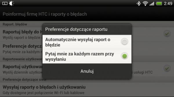 HTC Sense 4.1 to najlepsza nakładka na Androida, ale i tak pełna błędów