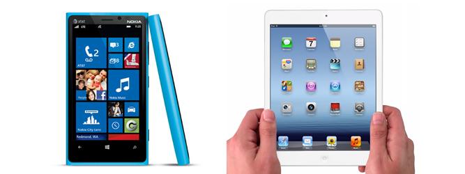 W sobotnim subiektywie: o iPadzie mini i reklamach Lumii