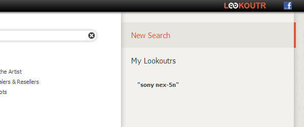Lookoutr.com wyszukiwarką ofert, która wystartowała o kilka lat za późno