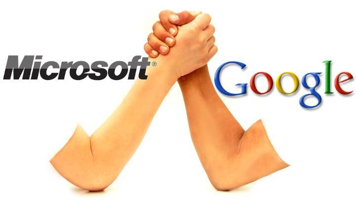 Stało się – Google więcej warte niż Microsoft!