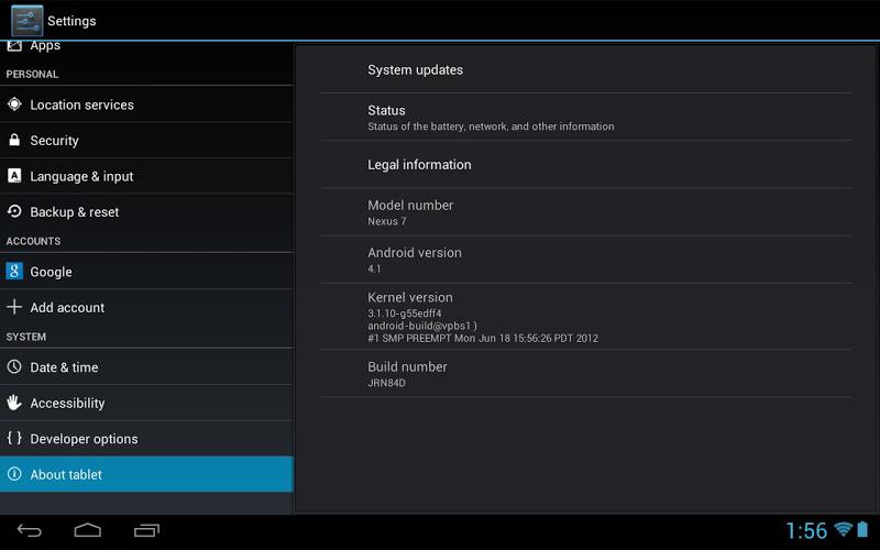 Dedykowany tabletom interfejs w Androidzie – w końcu jest, czy go nie ma?