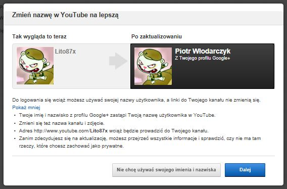 Google integruje YouTube z Google+