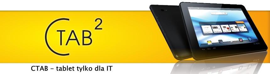 Polski tablet CTAB2 – Recenzja Spider'sWeb