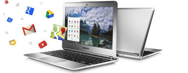 Chromebooki prosto od Google z dotykowym ekranem? A po co?
