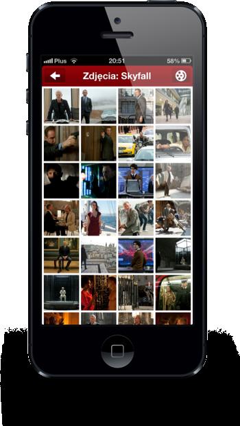 Filmweb iPhone kadry filmu