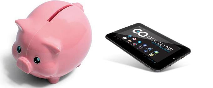 Polski tablet GoClever Tab M713G – dwa rdzenie, IPS i 3G za… 699 zł!
