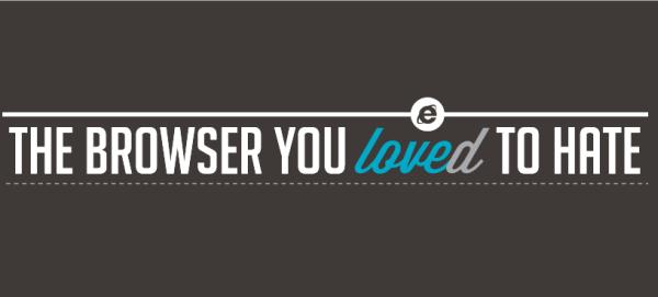 Internet Explorer – przeglądarka którą kochamy hejtować