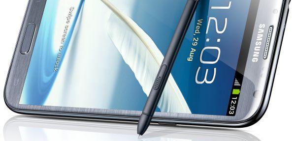 Samsung Galaxy Note II udowadnia, że ludzie przekonali się już do ogromnych ekranów