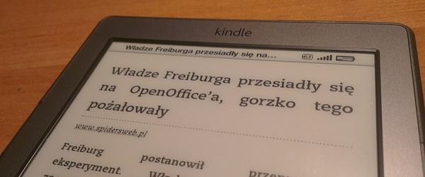 E-booki czytamy na laptopach i tabletach, czytniki w odwodzie