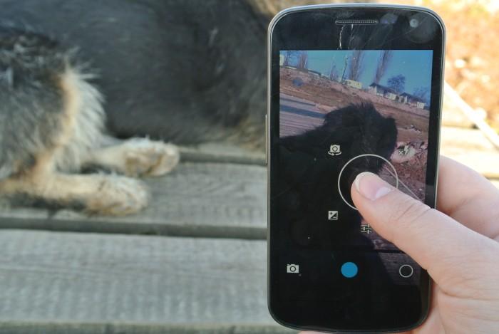 android 4.2 aparat ustawienia