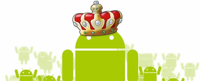 Android to niekwestionowany monopolista. Na razie na rynku chińskim