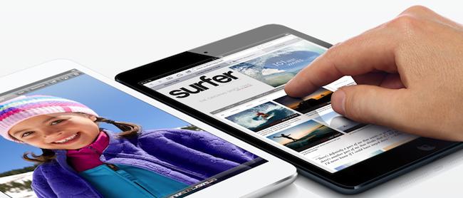 iPad mini jest na tyle dobry, że cierpi na tym… iPad