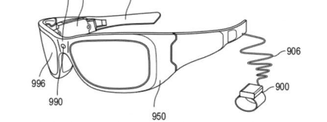 Microsoft też chce interaktywne okulary, patent pokazuje jak mogą wyglądać