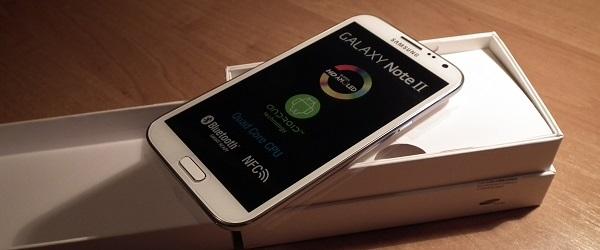 Testujemy Samsunga Galaxy Note II – pierwsze wrażenia i zdjęcia