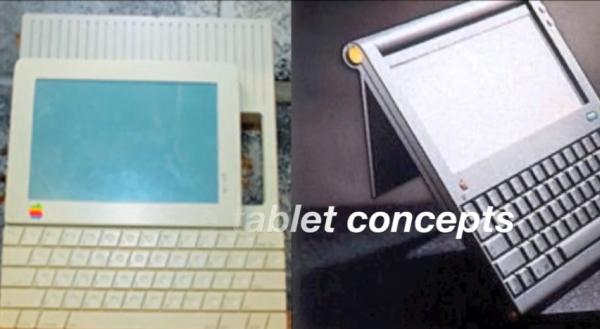 Prototypy Apple, na których widać ojca Apple TV oraz dziadka iPadów