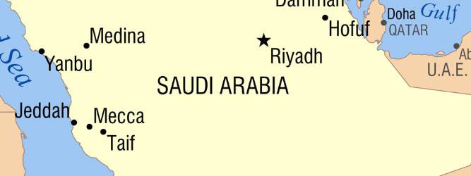 Arabia Saudyjska przykładem, że rozwój techniki nie musi być dobrze wykorzystany