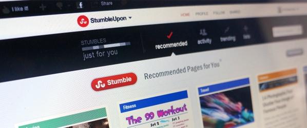 StumbleUpon zmienia się w kolejną kopię Pinteresta