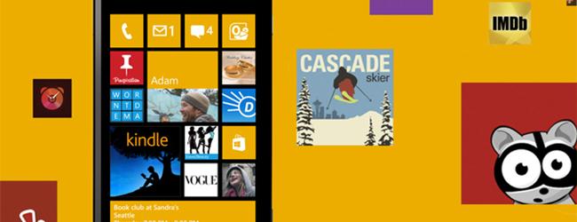 Deweloperzy ignorują Windows Phone 8, skupiają się wciąż na poprzedniej wersji