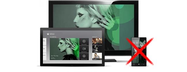 Rozmiar ma znaczenie: Xbox Wideo nie dla ekranów smartfonów