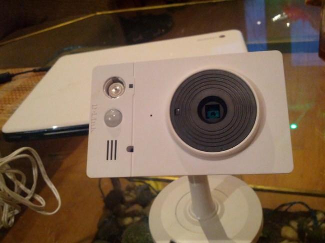 D-Link HD Cube Cloud Camera DCS-2132L 7