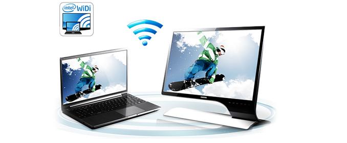 Intel WiDi to jeden z najlepszych powodów, by zainteresować się ultrabookiem
