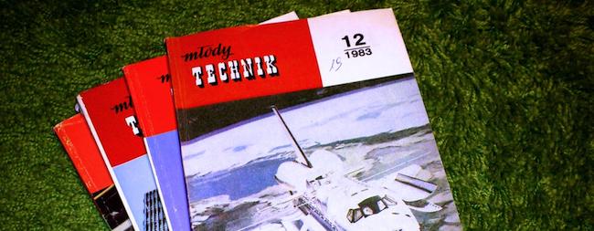 Tomasz Wawrzyczek: Z pamiętnika młodego technika, grudzień 1983