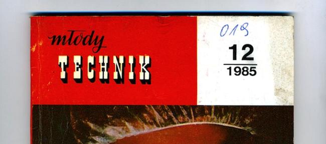 Tomek Wawrzyczek: Z pamiętnika Młodego Technika, grudzień 1985