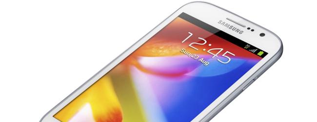 Samsung Galaxy Grand – 5 cali i rozdzielczość WVGA. Kto wpadł na taki pomysł?
