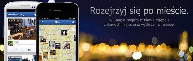 Odkryj miasto na nowo ze Starpin