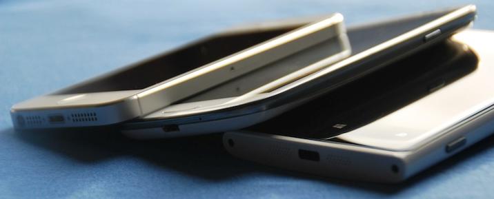 Gartner: smartfony tak, ficzerfony mniej. Ogólnie mniej, a królów dwóch