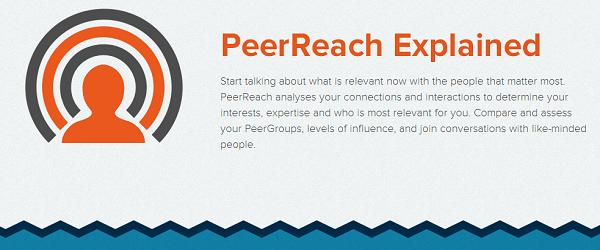 PeerReach – czy jest miejsce na kolejnego Klouta?