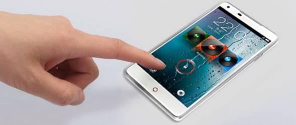 ZTE zbroi się i prezentuje smartfon Nubia Z5 z ekranem FullHD. Co na to Samsung?